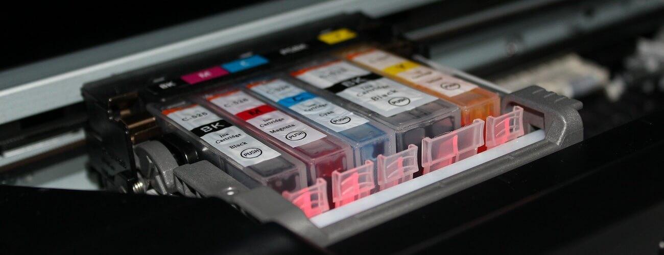 Cartuchos para impresoras