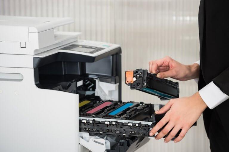 Comprar Tóner para impresora láser