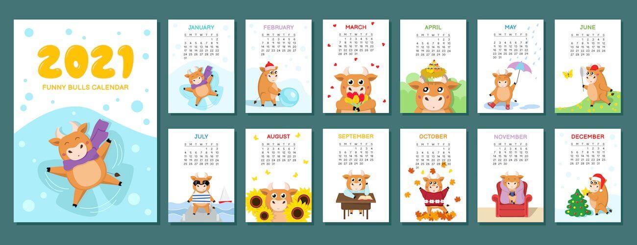 Calendarios Personalizados Baratos en Barcelona