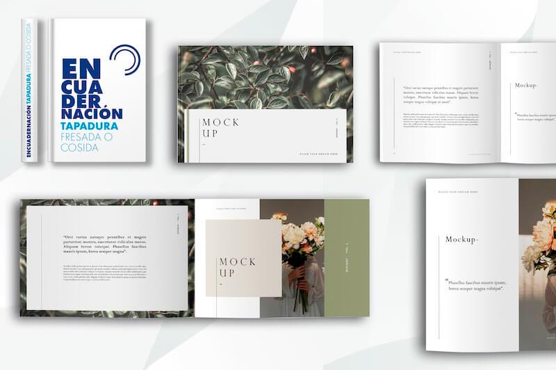 diseño y maquetación de revistas