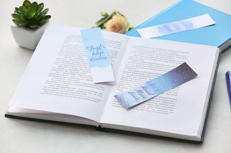 Regalo Punto de Libro